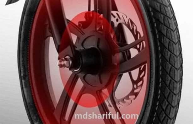 Samebike JG7186 features