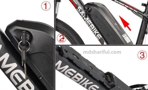 Samebike MY-SM26 feature