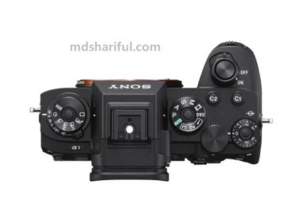 Sony Alpha 1 sensor