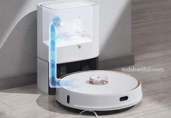 Viomi S9 design