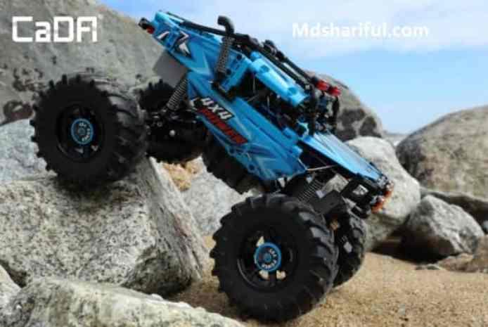 CaDA C61008W Monster Truck design