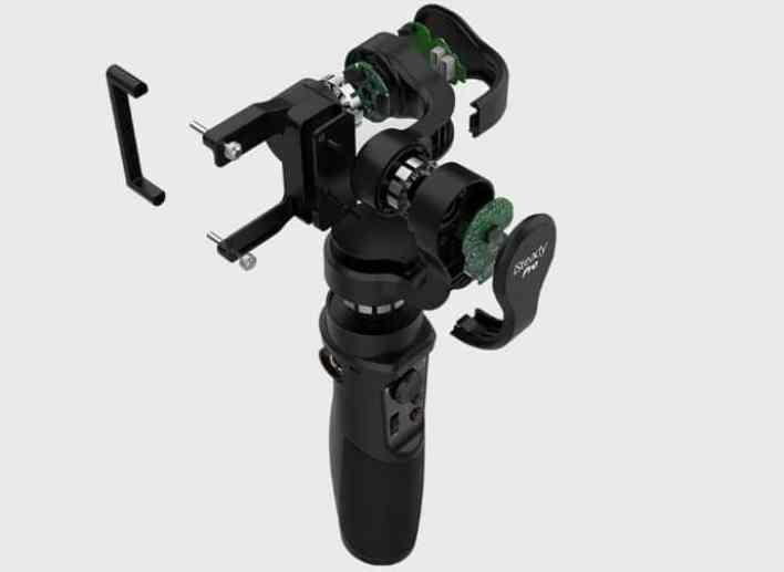 Hohem iSteady Pro 3 feature