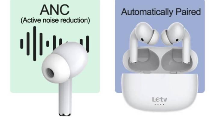 Letv Ears Pro feature