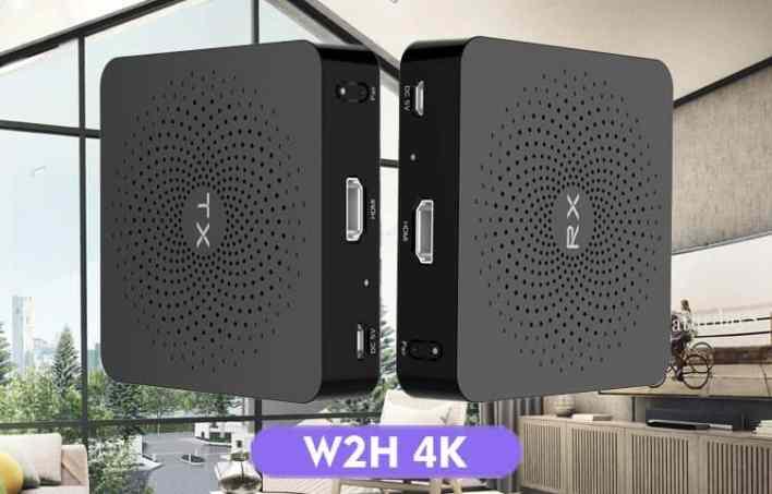 Measy W2H Design
