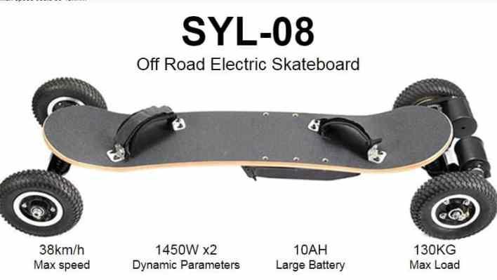 SYL-08 V3 design