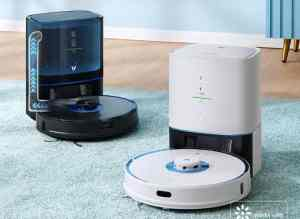 Viomi Alpha UV Vacuum Cleaner design