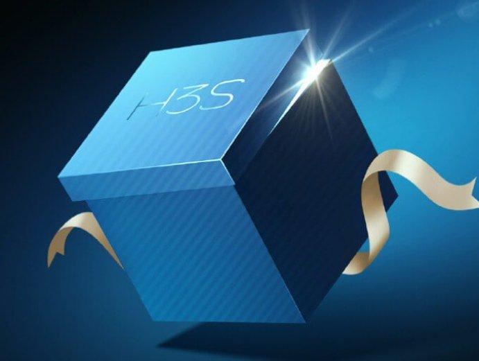 XGIMI H3S design