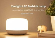 Yeelight LED bedside lamp 2 Review