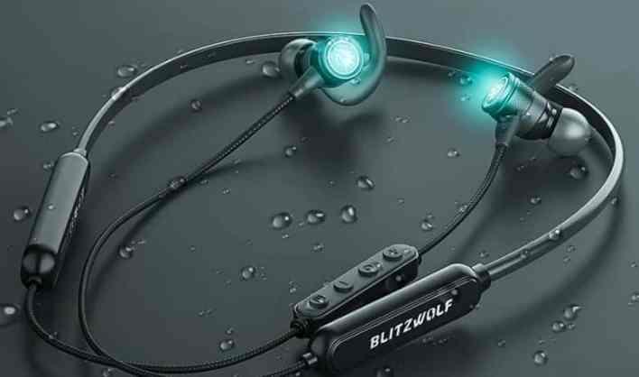 BlitzWolf BW-FLB1 design
