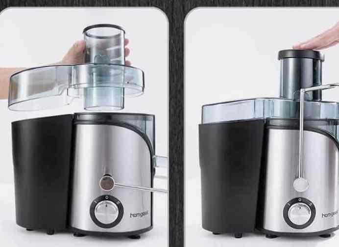 Homgeek Juicer Machine design