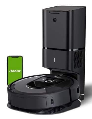 Roomba i7 Plus Robot Vacuum