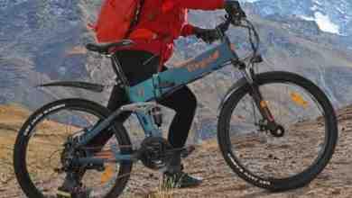 ELEGLIDE F1 Folding Electric Bike