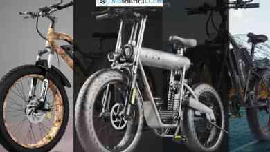 Top 3 Best Electric Bikes