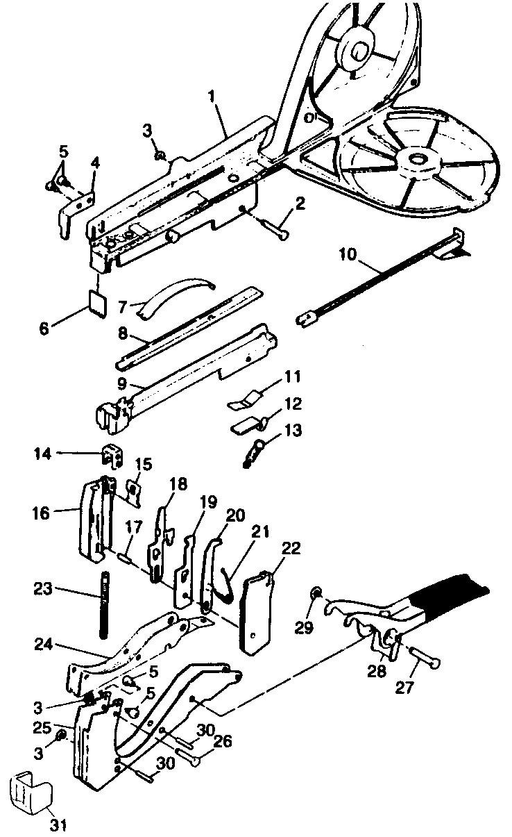 Max Tapener Parts