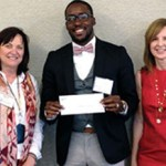 awarded grant