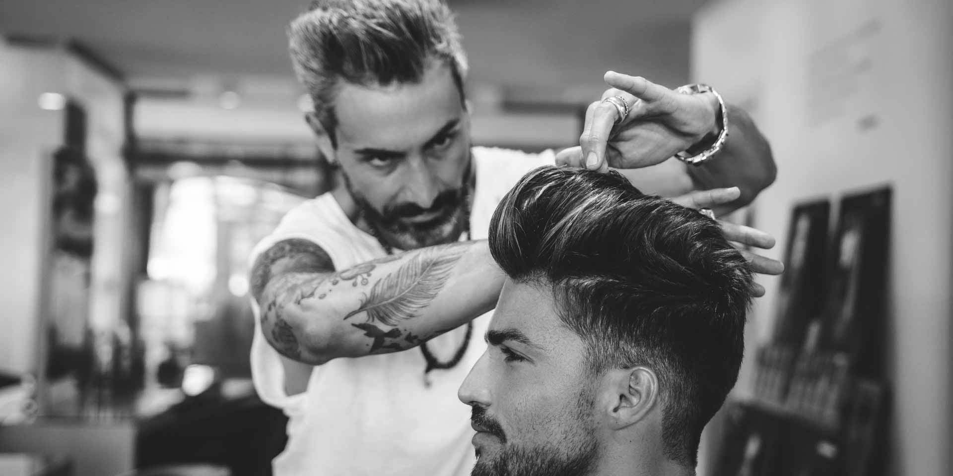 NEW LOS ANGELES HAIRCUT TUTORIAL BY MARIANO DI VAIO