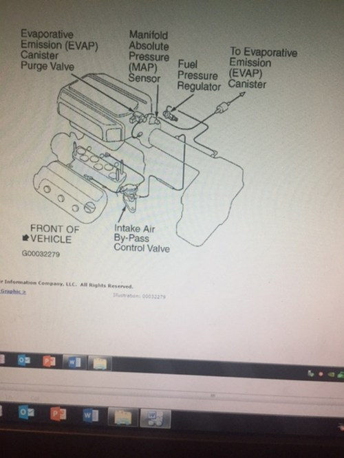 small resolution of 01 mdx fuel pressure check fuel regulator check with vacuum acura fuel pressure diagram