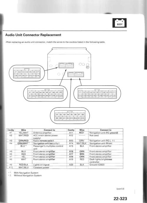 small resolution of 2001 acura mdx wiring diagram
