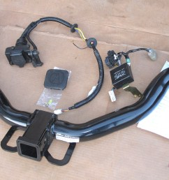 for sale 07 09 acura trailer hitch and harness hitch1 jpg trailer wiring harness installation 2007 acura mdx  [ 1200 x 774 Pixel ]