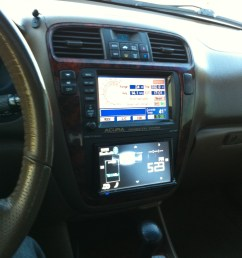 2002 factory nav to after market stereo acura mdx forum acura rh mdxers org [ 1936 x 2592 Pixel ]