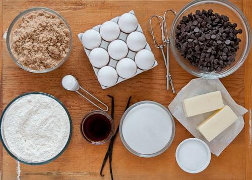 Resultado de imagem para ingredientes cookies