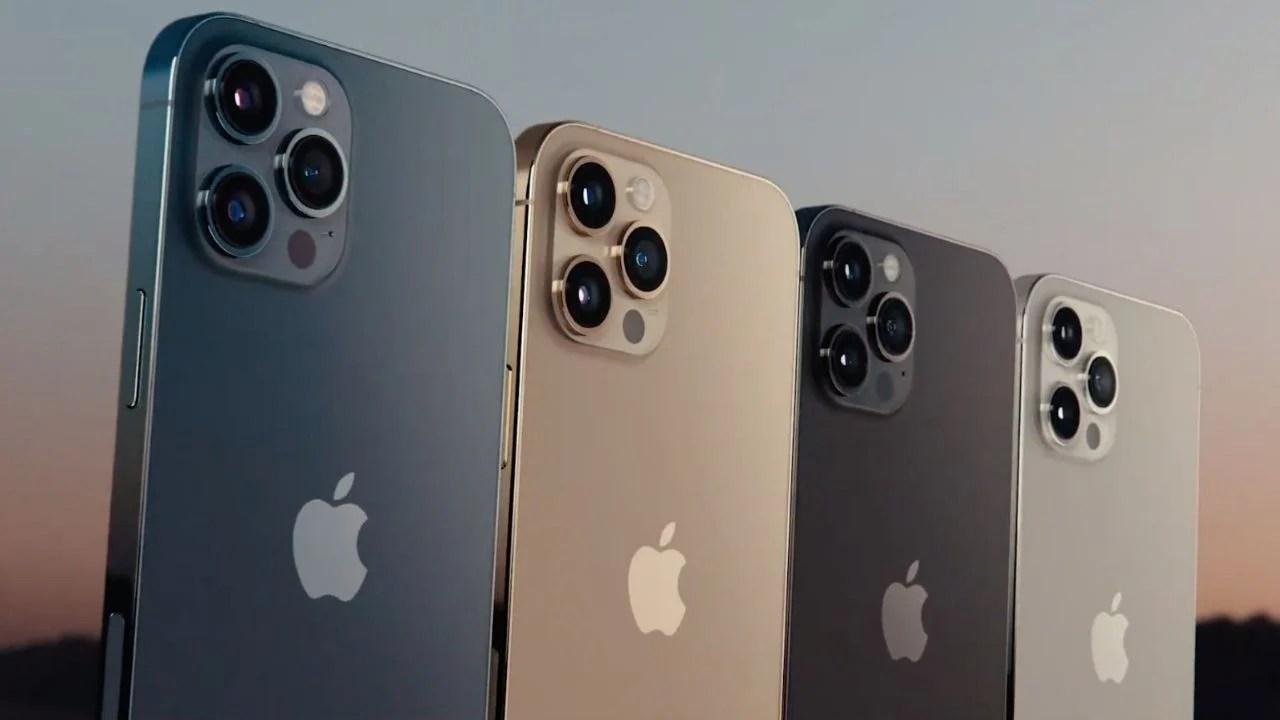 Economía: Iphone 12 sale a la venta en China