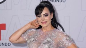 Beautiful at 61: Maribel Guardia was fascinated by her appearance