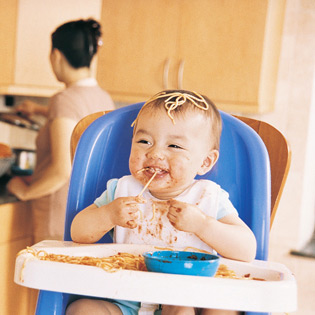 baby eating chair ethan allen chairs dining conditioning are food begins early in life how can we help children retain their natural ability to eat mindfully here some key elements about preferences formed