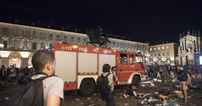 vittime di Piazza San Carlo