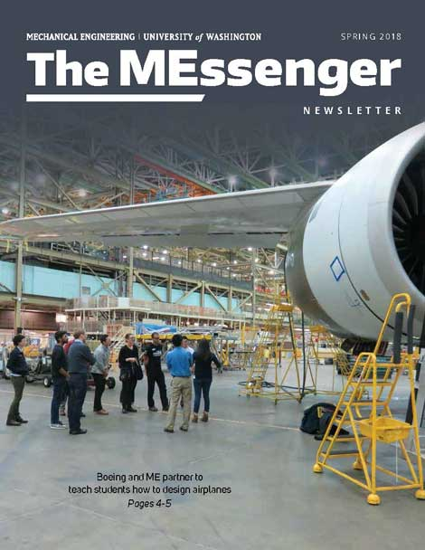 The MEssenger  Mechanical Engineering