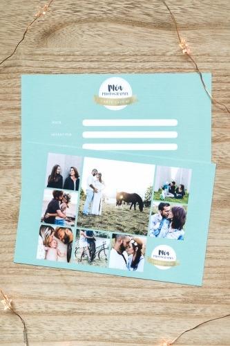 Méa Photography photographe famille grossesse naissance couple à Rennes - carte cadeau