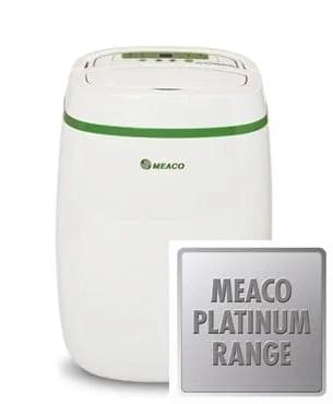 αφυγραντήρας Meaco 12L Platinum Low Energy, αφυγραντηρες χαμηλής κατανάλωσης με συμπιεστη
