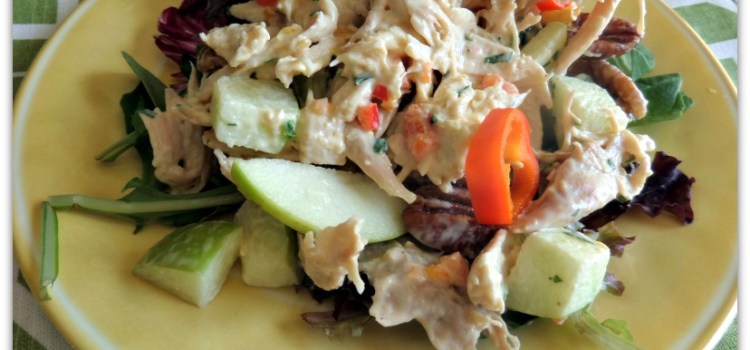 21DSD:  Chicken Salad