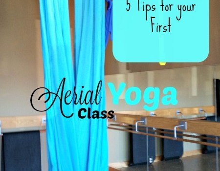 5 Tips for your First Aerial Yoga Class