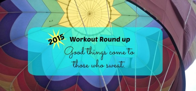 Gym Love: 2015 Exercise Class Round Up