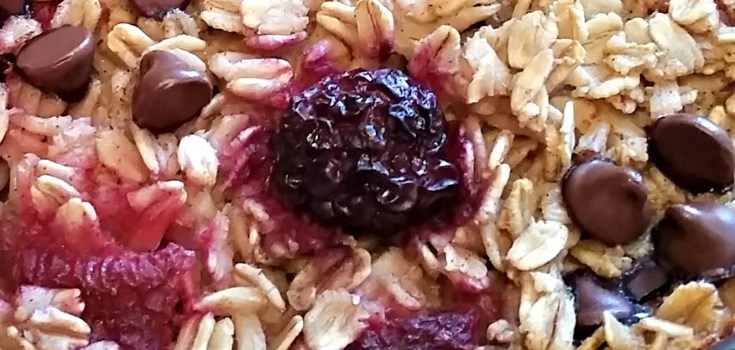 Easy Breakfast: Baked Oatmeal Recipe