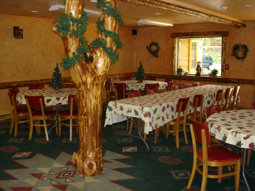 Pow Wow Meeting Room at Meadowbrook Resort & DellsPackages.com in Wisconsin Dells