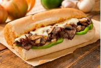 Lunch Catering - Steak Sandwich