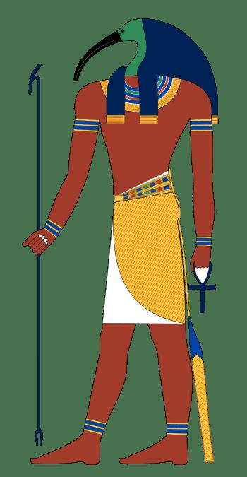 The Egyptian God Thoth