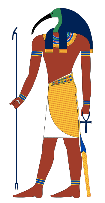 The Egyptian God Thoth