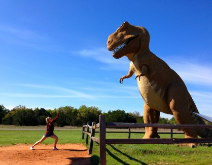 Dinosaur Valley Glen Rose Review  Meagan Tilley