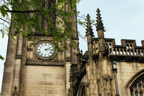 Manchester Cathedral UK