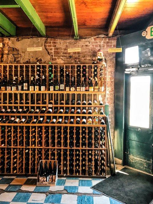 Bacchanal Wine New Orleans