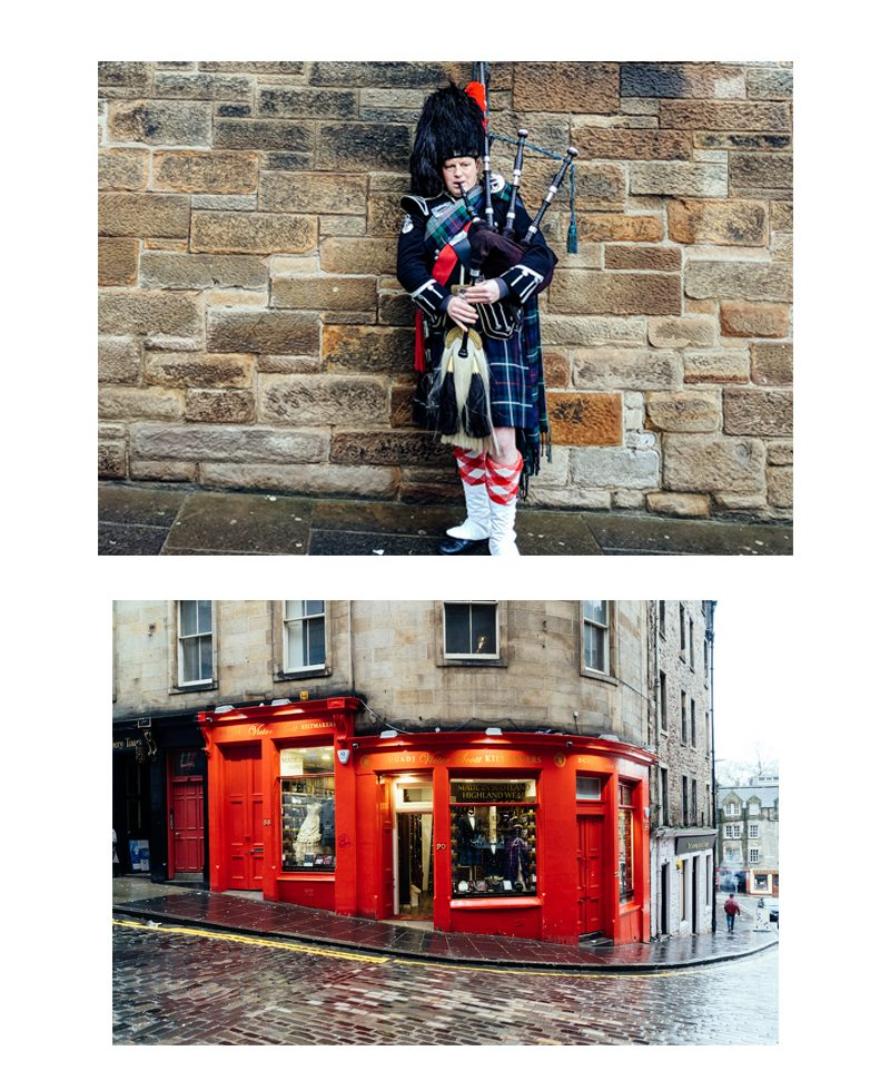 Exploring Edinburgh, Scotland - The Stopover by Meaghan Murray