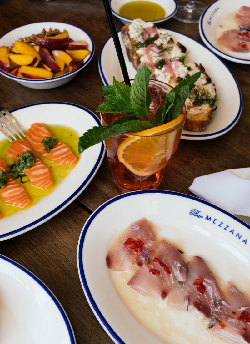 Where to eat: Bar Mezzana | The Stopover by Meaghan Murray | meaghanmurray.com