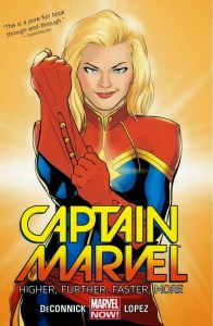 captain marvel 1 a