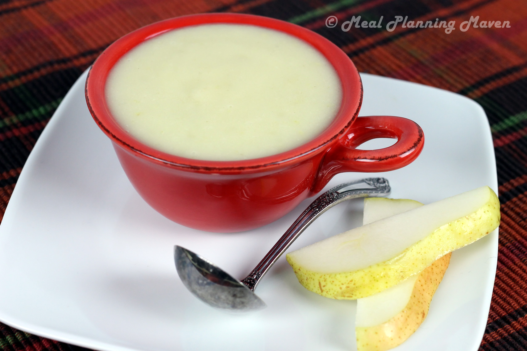 Creamy Pear Vinaigrette