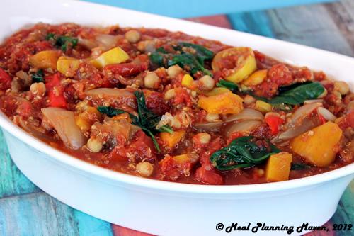 Crockpot Veggie 'n Quinoa Stew