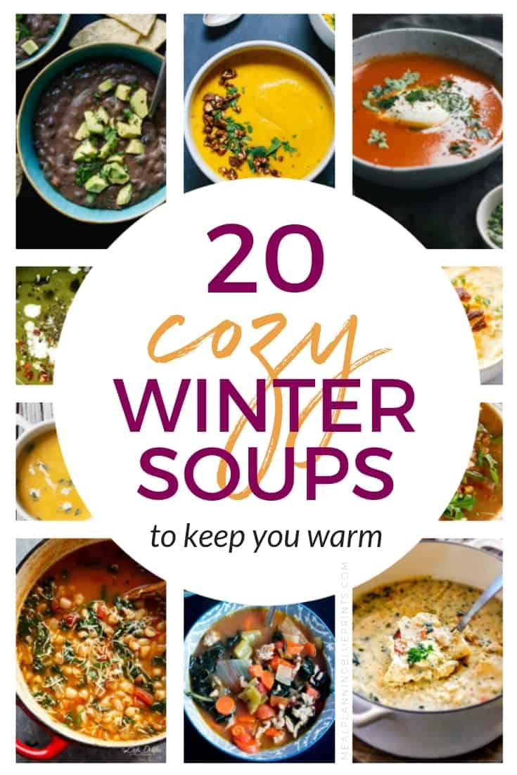 20 Cozy Winter Soup Recipes