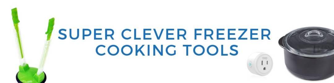 4 super clever freezer cooking tools